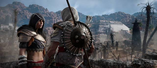 Adéntrate en la batalla de Sinaí en la expansión de AC: Origins