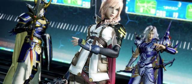 6 nuevos personajes en DLC de Dissidia Final Fantasy NT