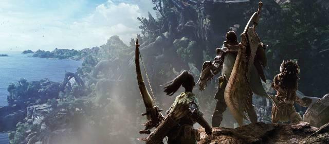 Beta final de Monster Hunter World exclusiva para PS4