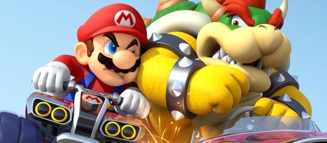 Es oficial: Habrá Mario Kart para móviles