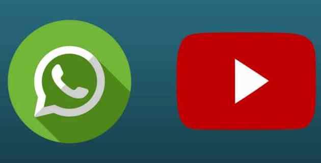 WhatsApp permitirá ver videos de YouTube en su app