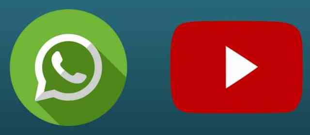 WhatsApp permitirá ver videos de YouTube en su app