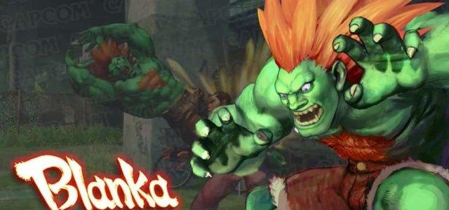 Blanka volverá a Street Fighter V