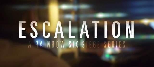 Checa Escalation, la serie de esports de Rainbow Six Siege