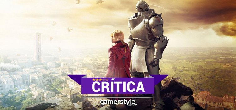 Crítica: Fullmetal Alchemist live-action