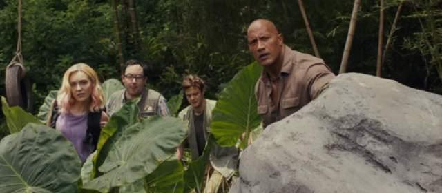Ya hay nuevo trailer de la película de Rampage