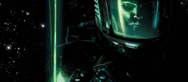 Green Lantern se prepara para su primer volumen de Earth One