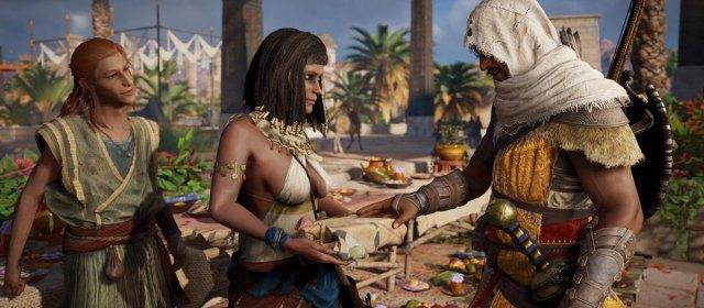 La Maldición de los Faraones llega a Assassin's Creed Origins