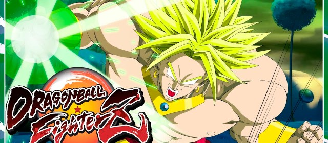Tráiler de Broly en Dragon Ball FighterZ