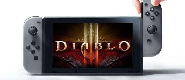 Rumor: Diablo III para Nintendo Switch ya está en desarrollo