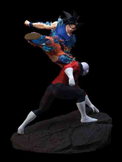 Dragon Ball Super Goku vs Jiren Figure (1)