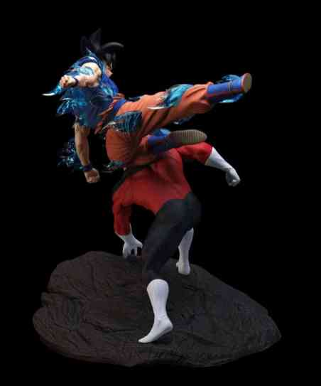 Dragon Ball Super Goku vs Jiren Figure (4)