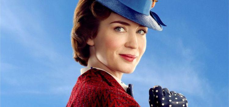 Ya disponible el tráiler de la nueva película de Mary Poppins