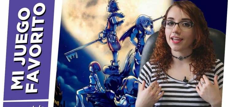 Mi Juego Favorito: Kingdom Hearts