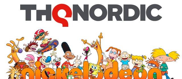 THQ Nordic revivirá los juegos clásicos de Nickelodeon