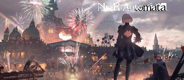 NieR: Automata ya vendió 2.5 millones de copias