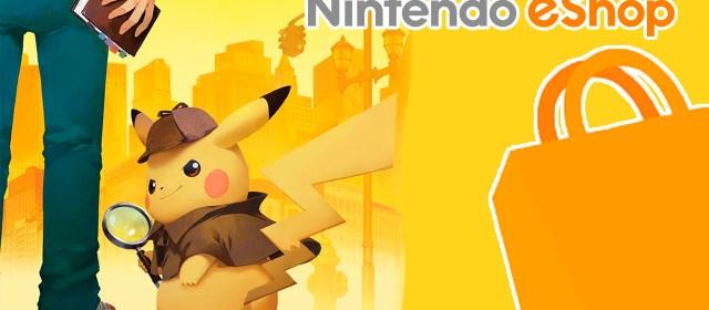 Novedades en la Nintendo eShop – 22 de marzo