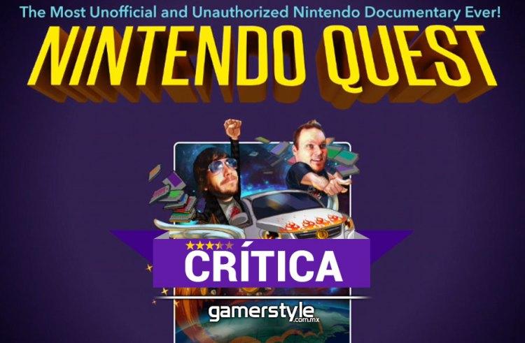 (Cine Crítica) Nintendo Quest