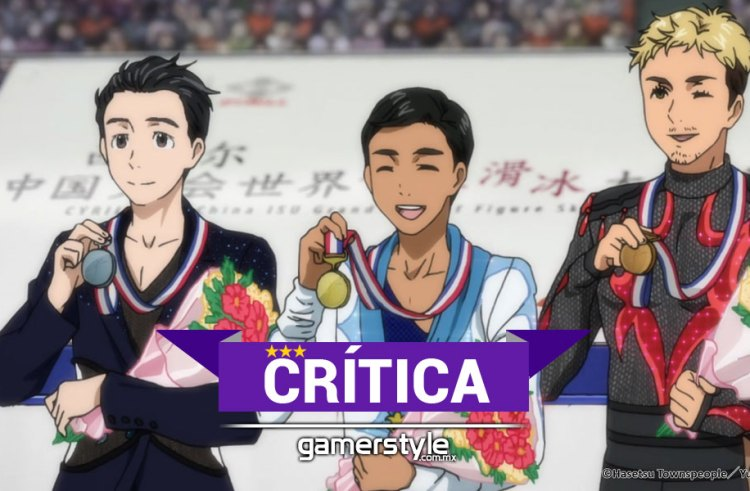 Crítica: Yuri!!! on Ice