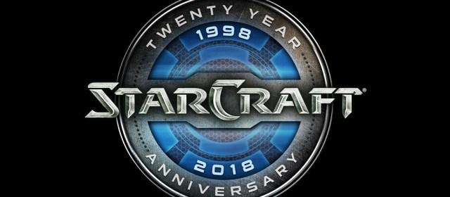 Los juegos de Blizzard celebran 20 años de StarCraft con regalos