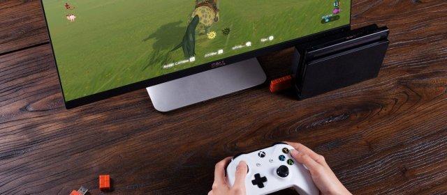 Podrás usar tu control de Xbox One S en la Nintendo Switch