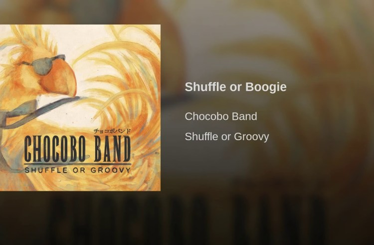 GamerStyle OST: Chocobo Band – Shuffle or Groovy