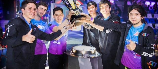 Rainbow 7 es el campeón del Torneo Apertura de la LLN