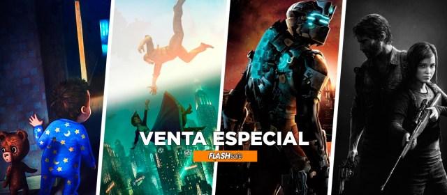 Venta Flash en la PlayStation Store durante el fin de semana
