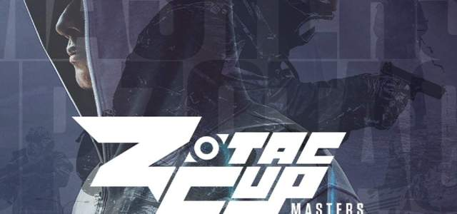 Nvidia presenta la ZOTAC Cup Masters CS:GO 2018