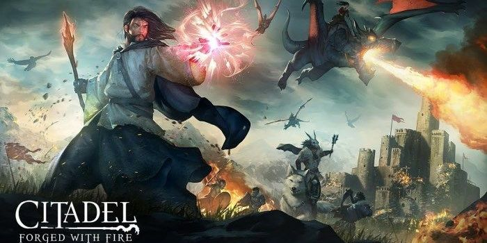 Llegan las misiones diarias a Citadel: Forged With Fire