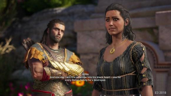 Assassins Creed Odyssey Leak 5