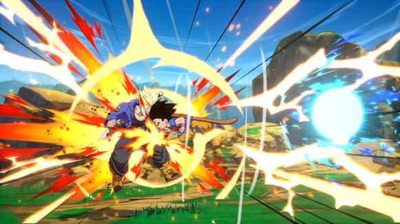 Dragon Ball FighterZ DLC Character Kid Goku GT Screen 7