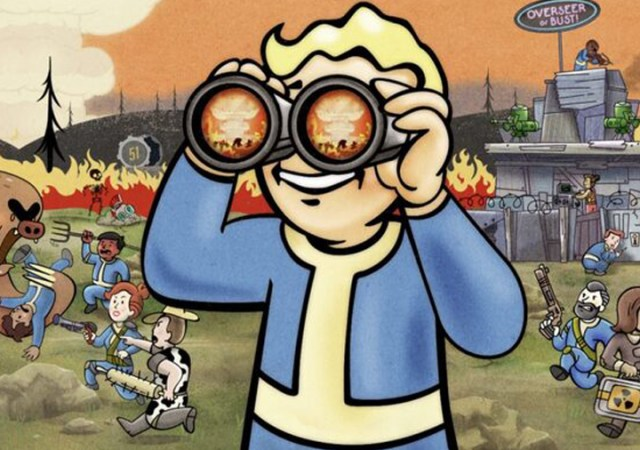 Fallout Serie Amazon Studios