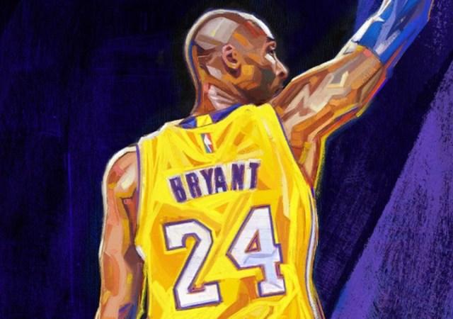 NBA 2K21 Kobe Bryant