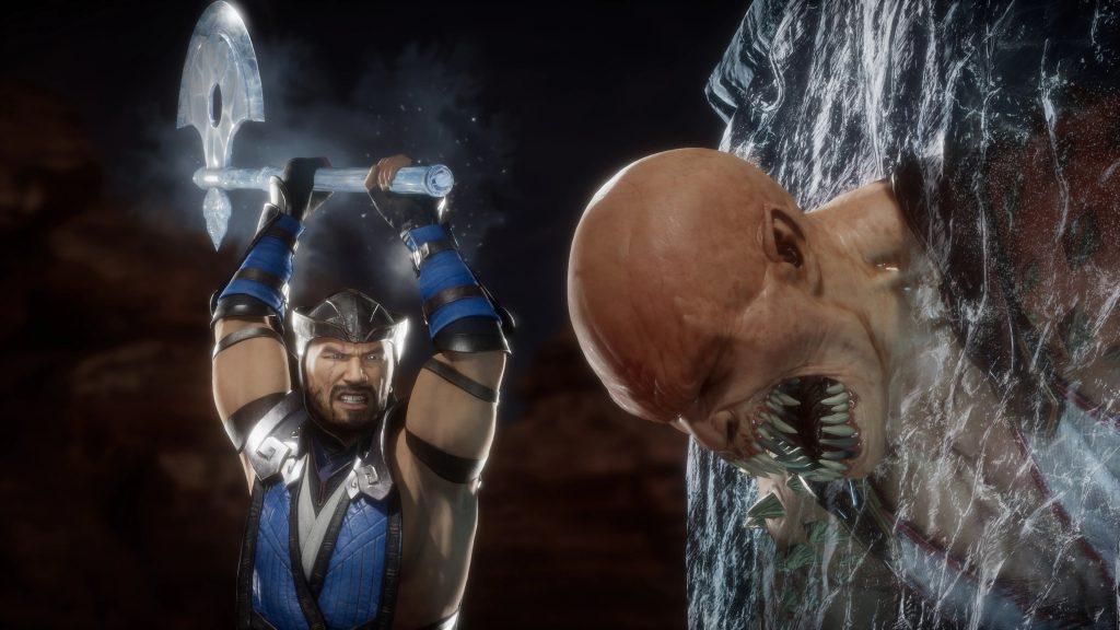 Mortal Kombat 11 Ultimate Scene
