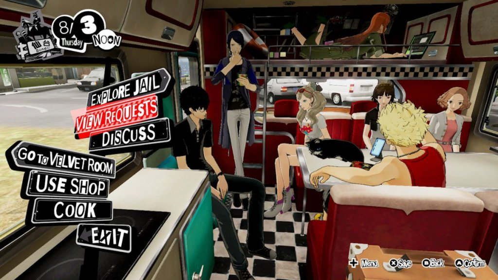 Persona 5 Strikers - Review