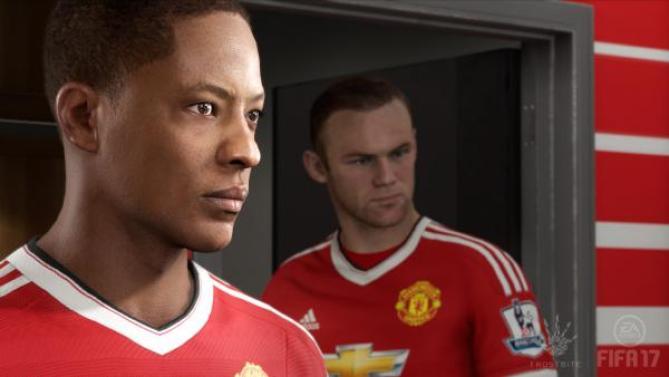 Alex Hunter en FIFA 17