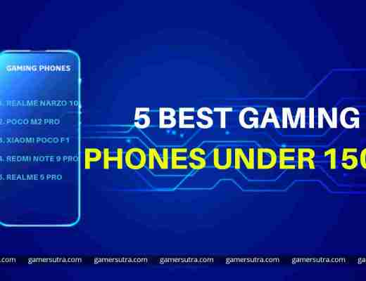 5 Best Gaming Phones Under 15000