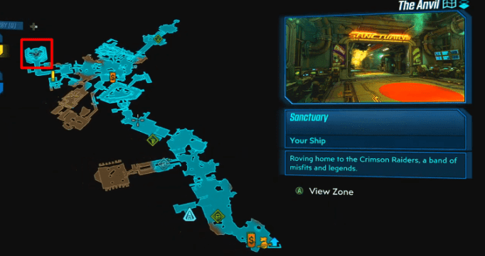 new map location hex grenade anvil