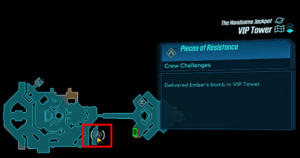 pieces of resistance location 5