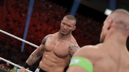 WWE 2K15 ps4 nr3