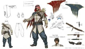 Tekken 7 Concept Art