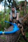 Ashe cosplay (6)
