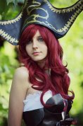 Miss Fortune League of Legends cosplay (1)
