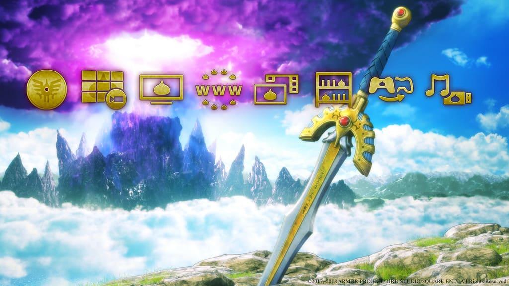 Dragon Quest XI motyw