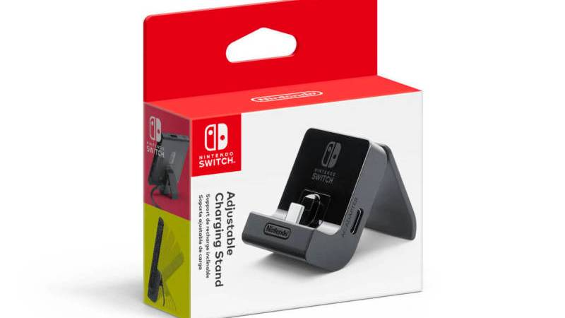 Charging Stand Nintendo Switch