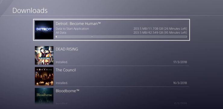 Detroit Become Human 740x362