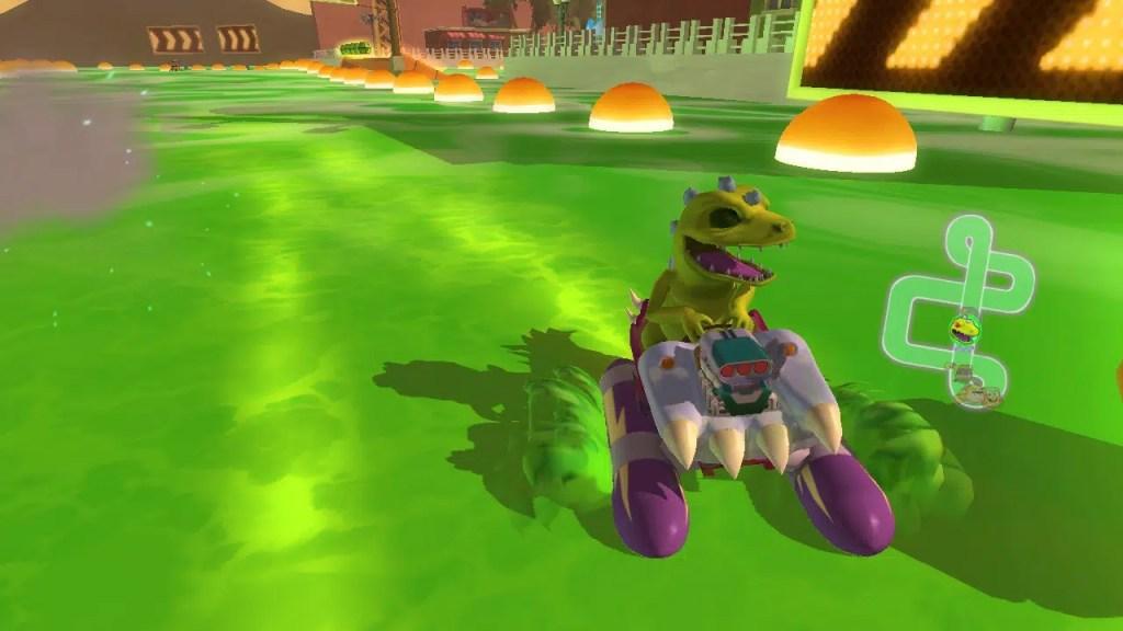 Nickelodeon Kart Racers Screen4