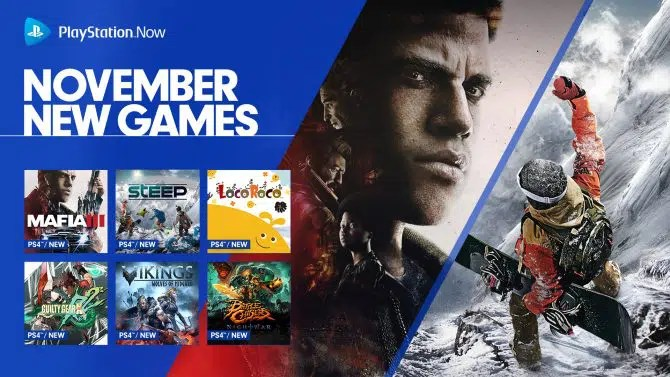 Ps Now Nowe Gry