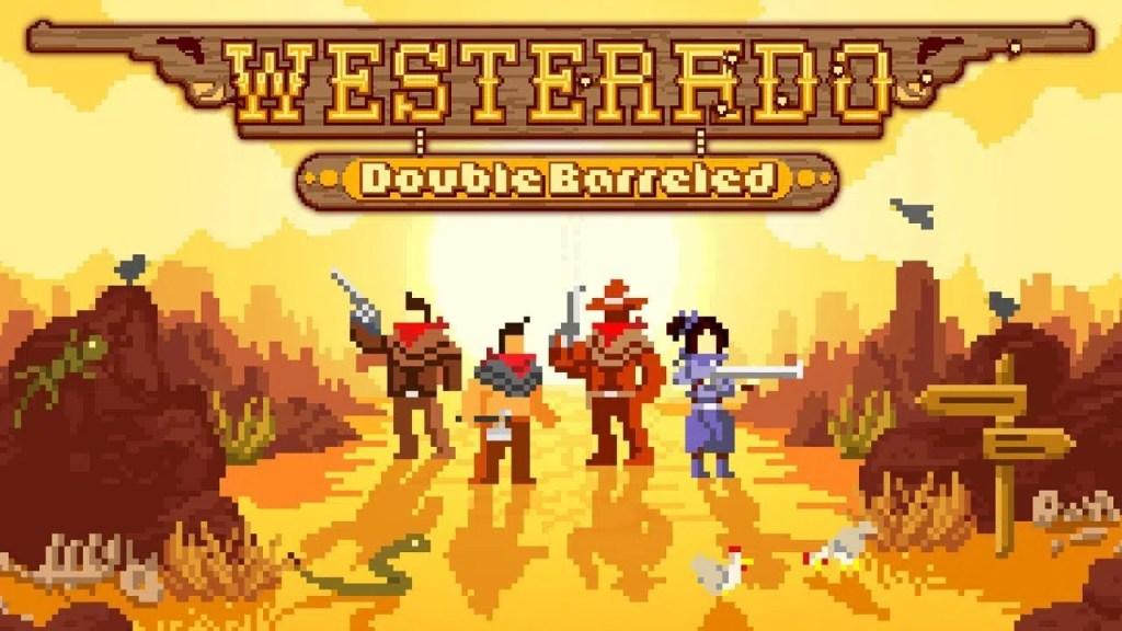 Westerado Double Barreled Pixele I Dziki Zachód